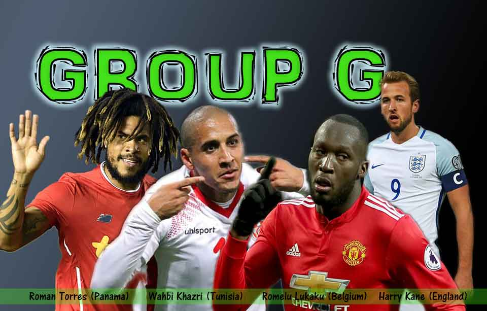 Group G Highlight: 2nd group match – FIFA World Cup 2018