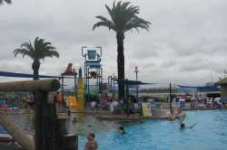 Sea World Resort's Pool